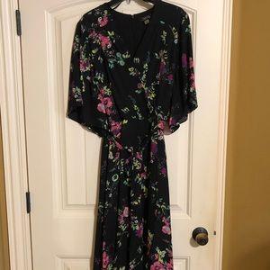 Ladies Floral Tahari Dress